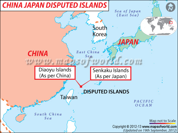 for decades china and japan have agreed with a tacit agreement to keep the islands dispute quiet japan agreed not to carry out any new construction or